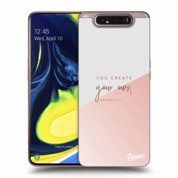 Obal pre Samsung Galaxy A80 A805F - You create your own opportunities