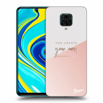 Obal pre Xiaomi Redmi Note 9S - You create your own opportunities