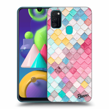 Obal pre Samsung Galaxy M21 M215F - Colorful roof