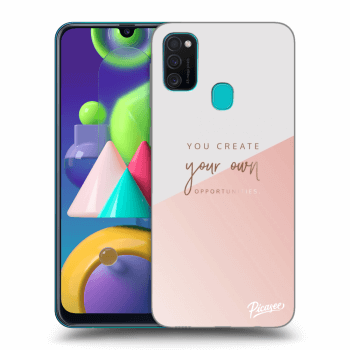 Obal pre Samsung Galaxy M21 M215F - You create your own opportunities