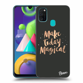 Obal pre Samsung Galaxy M21 M215F - Make today Magical