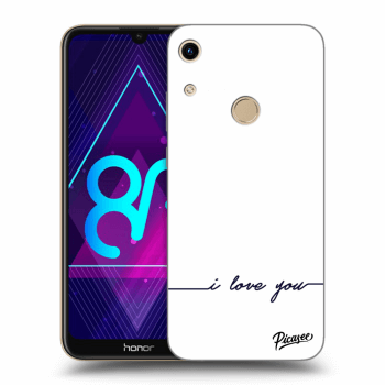 Obal pre Honor 8A - I love you