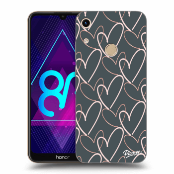 Obal pre Honor 8A - Lots of love