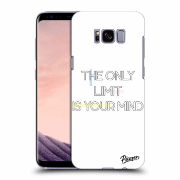 Obal pre Samsung Galaxy S8 G950F - The only limit is your mind