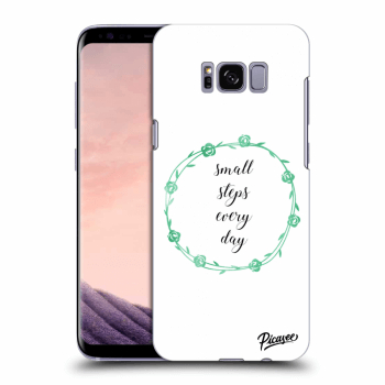 Obal pre Samsung Galaxy S8 G950F - Small steps every day