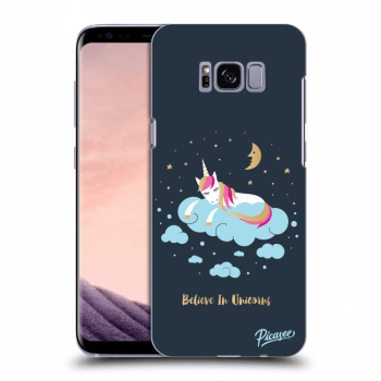 Obal pre Samsung Galaxy S8 G950F - Believe In Unicorns