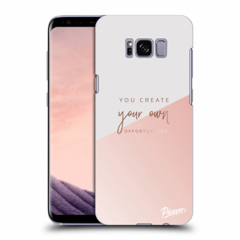 Obal pre Samsung Galaxy S8 G950F - You create your own opportunities