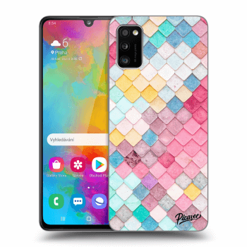 Obal pre Samsung Galaxy A41 A415F - Colorful roof