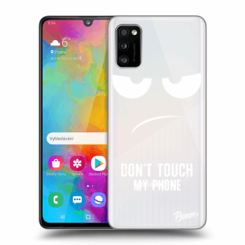 Obal pre Samsung Galaxy A41 A415F - Don't Touch My Phone