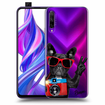 Obal pre Honor 9X Pro - French Bulldog