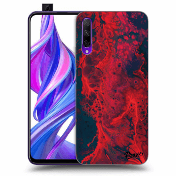 Obal pre Honor 9X Pro - Organic red