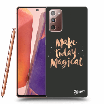 Obal pre Samsung Galaxy Note20 - Make today Magical