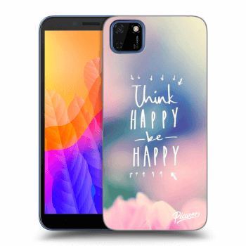 Obal pre Huawei Y5P - Think happy be happy