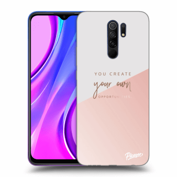 Obal pre Xiaomi Redmi 9 - You create your own opportunities