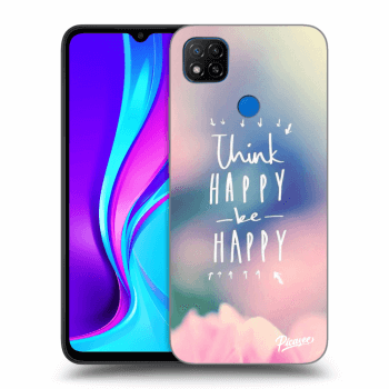 Obal pre Xiaomi Redmi 9C - Think happy be happy