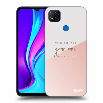 Obal pre Xiaomi Redmi 9C - You create your own opportunities