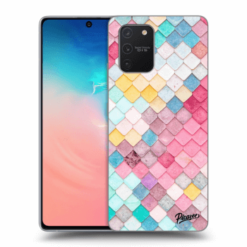 Obal pre Samsung Galaxy S10 Lite - Colorful roof