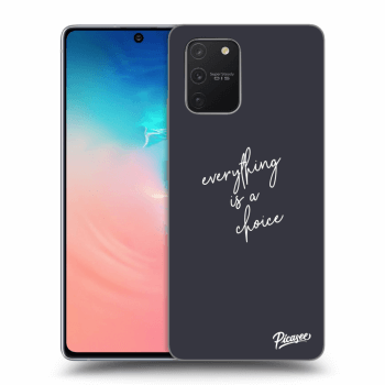 Obal pre Samsung Galaxy S10 Lite - Everything is a choice