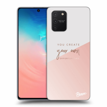 Obal pre Samsung Galaxy S10 Lite - You create your own opportunities