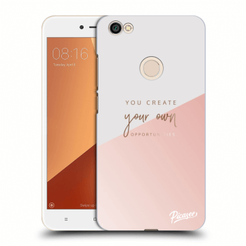 Obal pre Xiaomi Redmi Note 5A Prime - You create your own opportunities