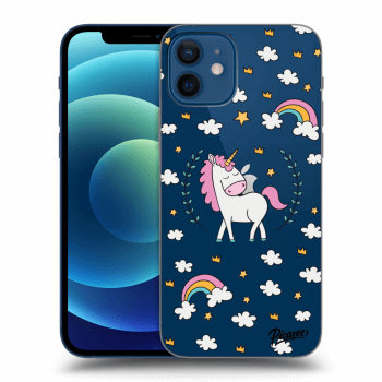 Obal pre Apple iPhone 12 - Unicorn star heaven