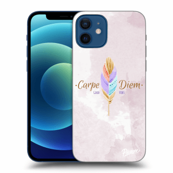 Obal pre Apple iPhone 12 - Carpe Diem