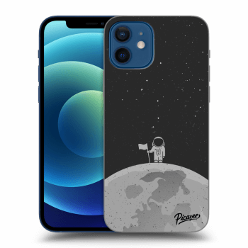 Obal pre Apple iPhone 12 - Astronaut
