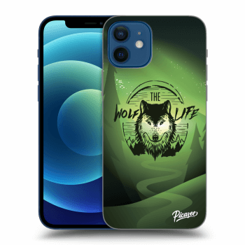 Obal pre Apple iPhone 12 - Wolf life