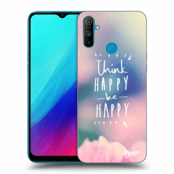 Obal pre Realme C3 - Think happy be happy