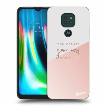 Obal pre Motorola Moto G9 Play - You create your own opportunities