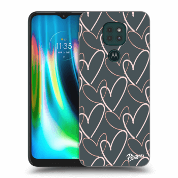 Obal pre Motorola Moto G9 Play - Lots of love