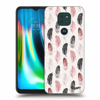 Obal pre Motorola Moto G9 Play - Feather 2