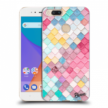 Obal pre Xiaomi Mi A1 Global - Colorful roof