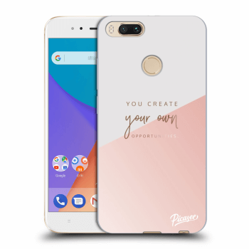 Obal pre Xiaomi Mi A1 Global - You create your own opportunities