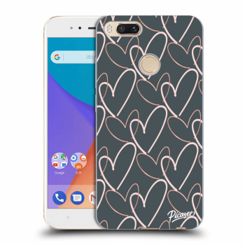 Obal pre Xiaomi Mi A1 Global - Lots of love