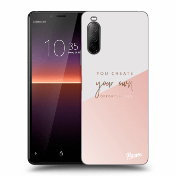 Obal pre Sony Xperia 10 II - You create your own opportunities