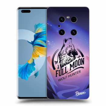 Obal pre Huawei Mate 40 Pro - Wolf