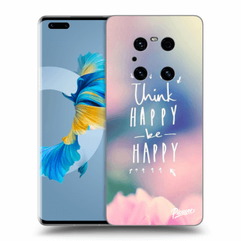 Obal pre Huawei Mate 40 Pro - Think happy be happy
