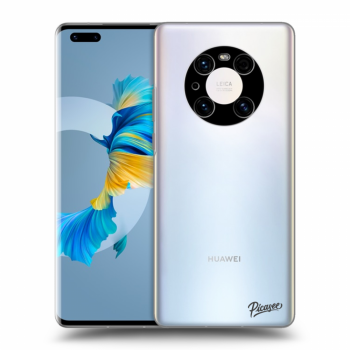 Obal pre Huawei Mate 40 Pro - Clear