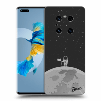 Obal pre Huawei Mate 40 Pro - Astronaut