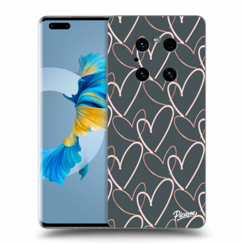 Obal pre Huawei Mate 40 Pro - Lots of love