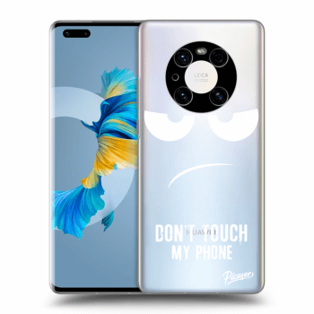 Obal pre Huawei Mate 40 Pro - Don't Touch My Phone