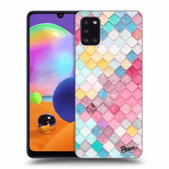 Obal pre Samsung Galaxy A31 A315F - Colorful roof
