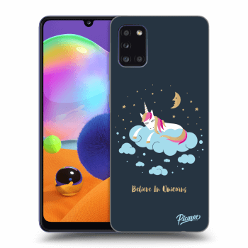 Obal pre Samsung Galaxy A31 A315F - Believe In Unicorns