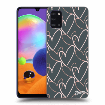 Obal pre Samsung Galaxy A31 A315F - Lots of love