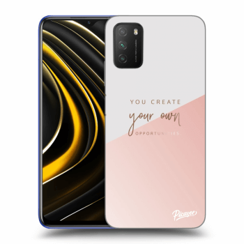 Obal pre Xiaomi POCO M3 - You create your own opportunities