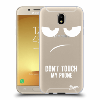 Obal pre Samsung Galaxy J5 2017 J530F - Don't Touch My Phone