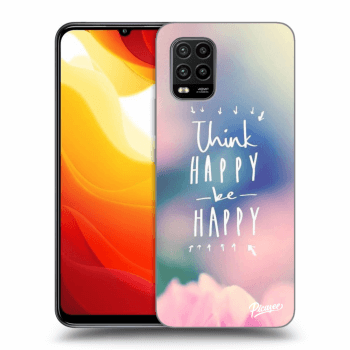 Obal pre Xiaomi Mi 10 Lite - Think happy be happy