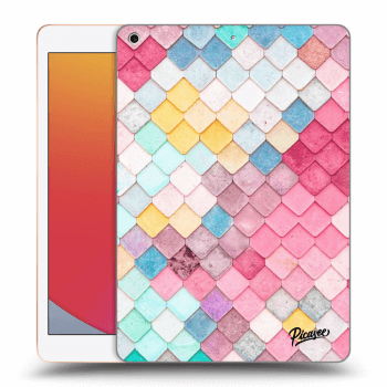 Obal pre Apple iPad 2020 (8. gen) - Colorful roof