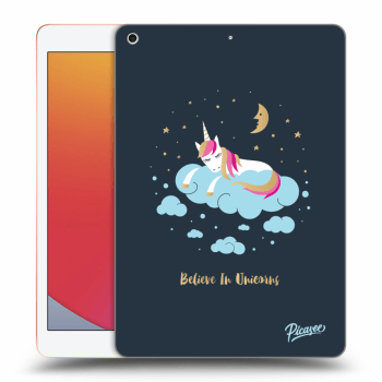 Obal pre Apple iPad 2020 (8. gen) - Believe In Unicorns